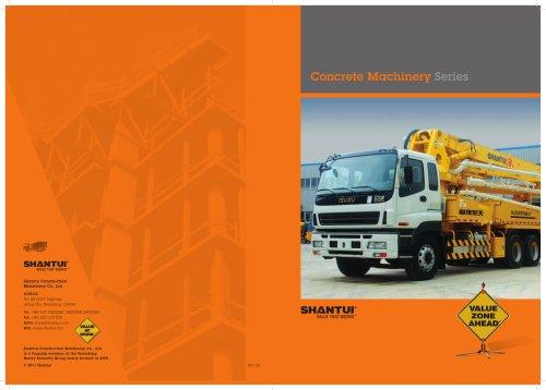 Concrete Machinery Series