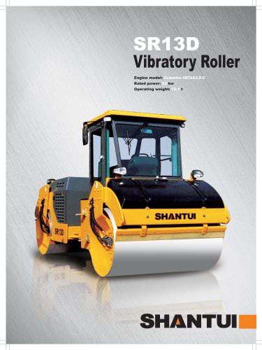 Vibraory rollers SR13D