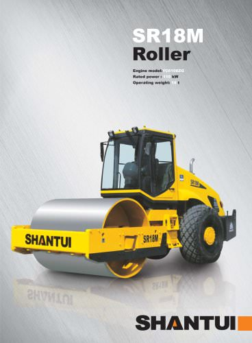 Vibraory rollers SR18M