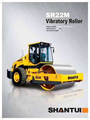 Vibraory rollers SR22M