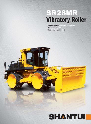 Vibraory rollers SR28MR