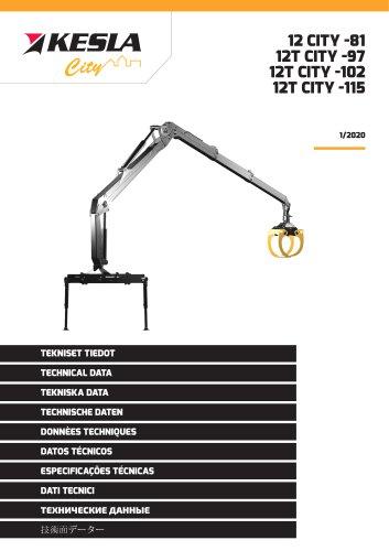 KESLA 12 city