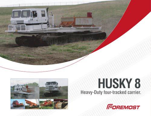 HUSKY 8