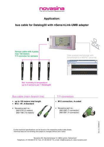 Application Flyer - DataLog Network