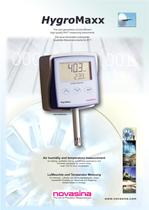 Brochure - HygroMaxx HVAC transmitter