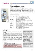 Catalogue 2017 - HVAC measurement instruments - Maxx series