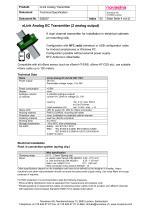 nLink Analog EC Transmitter (2 analog output)