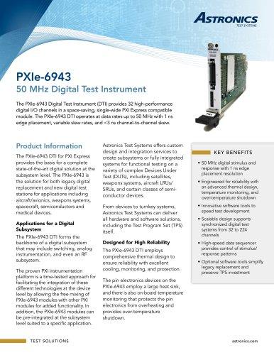 PXIe-6943