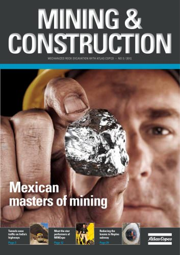 Mining and Construction No 3 2012