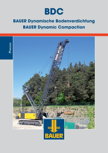 BAUER Dynamic Compaction