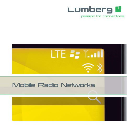 Mobile Networks Industry