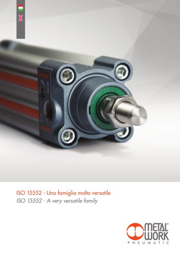 ISO 15552 - A very versatile family