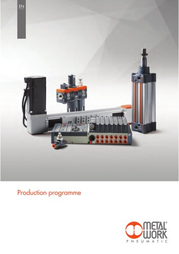 Production programme