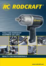 TOOLS AND WORKSHOP  EQUIPMENT 2017-2018