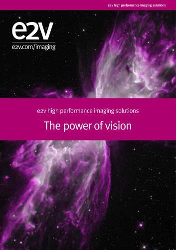 Imaging brochure