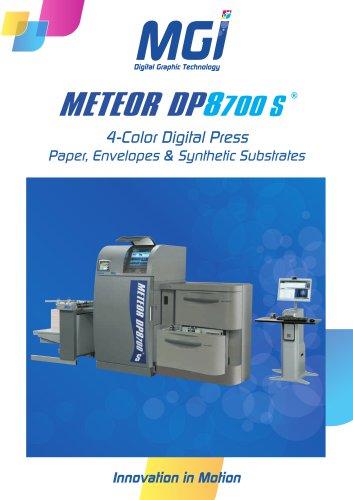 Meteor DP8700 S