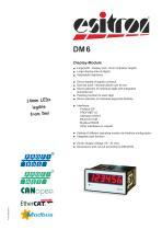 Display module DM 6