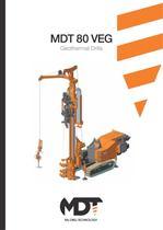 MTD 80 VEG Geothermal drill
