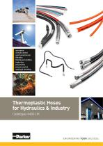 Thermoplastic Hoses for Hydraulics & Industry