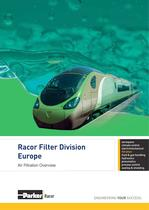 Racor Filter Division Europe Air Filtration Overview