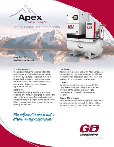 Apex 5?15 HP Load/No Load Control