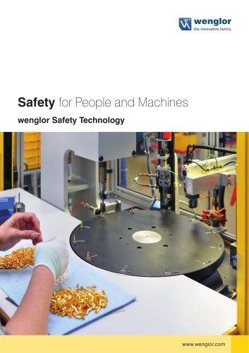Safety for People and Machines