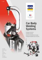 Car Body Welding systems