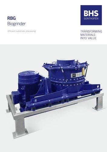 Biogrinder