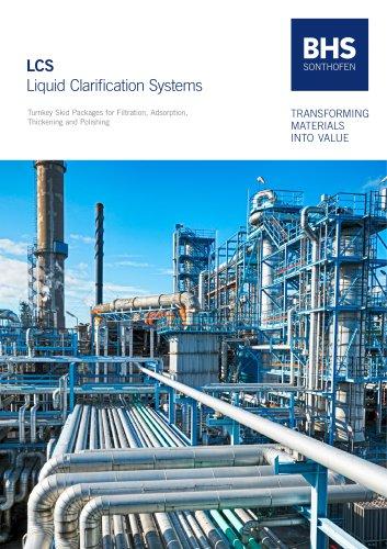 LCS Liquid Clarification Systems