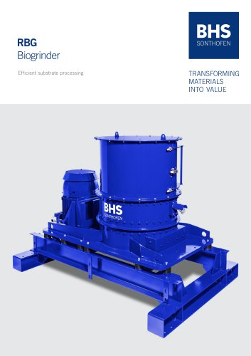 RBG Biogrinder
