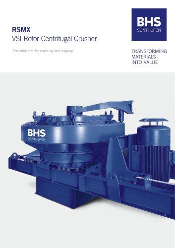VSI Rotor Centrifugal Crusher