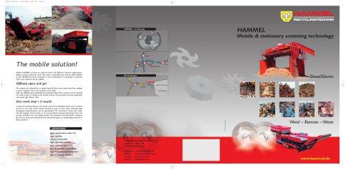 HAMMEL Screening Technology