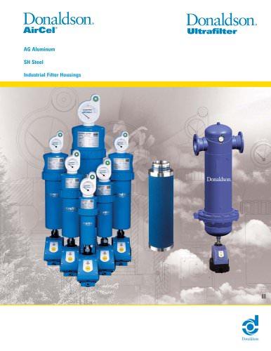AG/SH Industrial Filters Housings