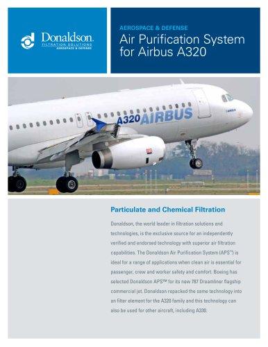 Avionics Bay Ventilation Filtering System