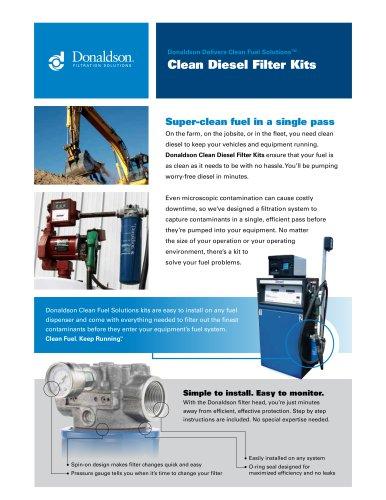 Bulk Clean Diesel Filter Kits