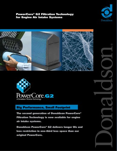 PowerCore® G2 Filtration Technology