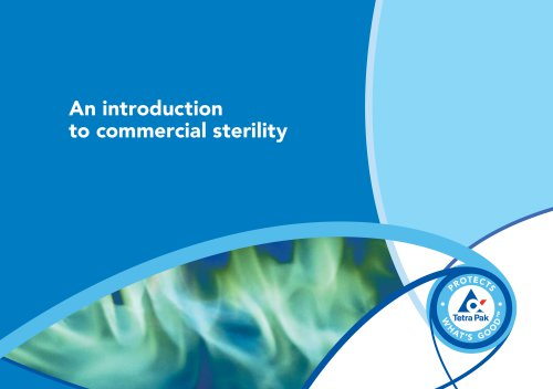 An introduction to commercial sterility
