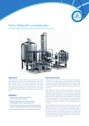 Tetra Alblend® carboblender