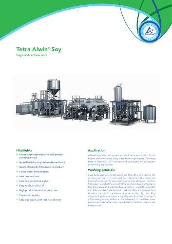Tetra Alwin® Soy