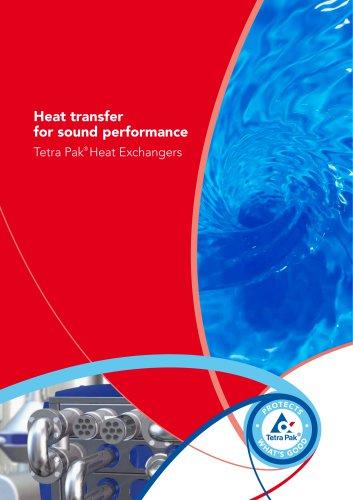 Tetra Pak® Heat Exchangers