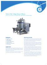 Tetra Pak® High Shear Mixer