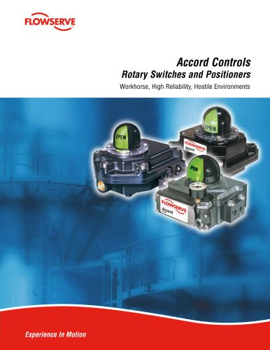Accord switches and positioners