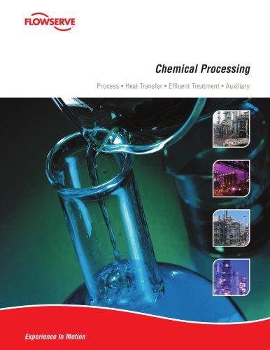 Chemical Processing Pumps
