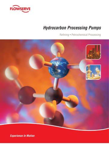 Flowserve Hydrocarbon Processing Pumps