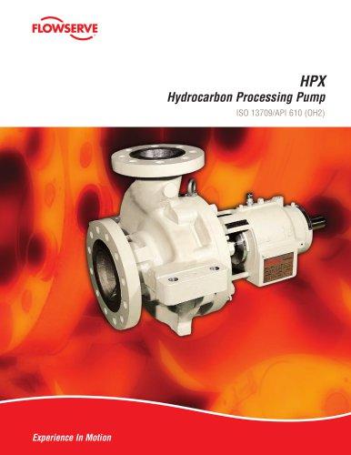 HPX Hydrocarbon Processing Pump
