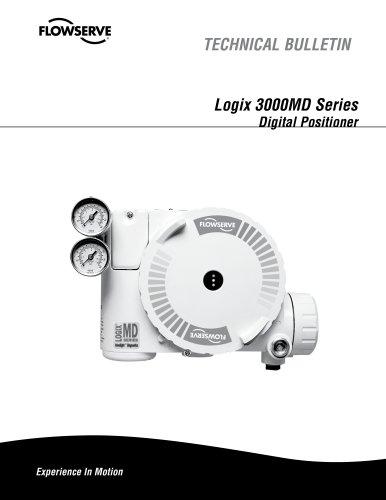 Logix 3000MD Series Digital Positioner Technical Brochure