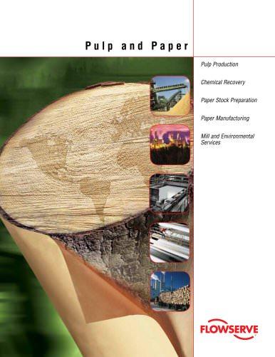 Pulp and Paper Pumps