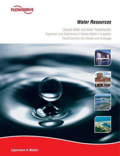 Water Resources Pumps