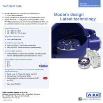 Temperature transmitter T15 - Modern design, latest technology