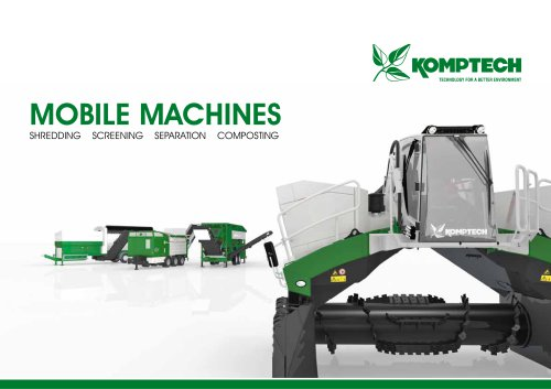 Mobile machines 2014